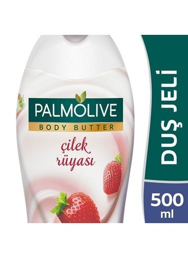 Palmolive Palmolive Vücut Yağı Çilek Rüyası Banyo Ve Duş Jeli 500 ml Renksiz
